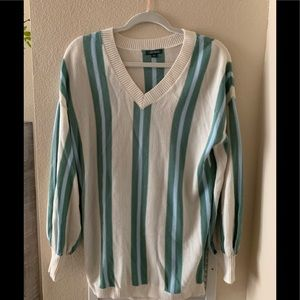 Wild fable striped sweater